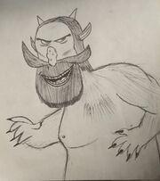 Plarkerus the Ogre (2)