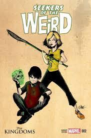 Seekers of the Weird-Siblings