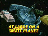 At Large on a Small Planet