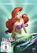 The Little Mermaid 2017 Germany DVD