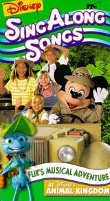 Disney Sing Along Songs: Flik's Musical Adventure at Disney's Animal Kingdom