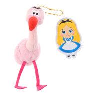 Alice and Flamingo doll