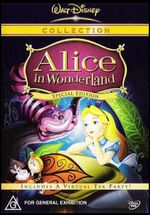 Alice in Wonderland 2005 AU