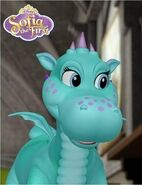 Crackle the dragon