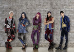 Descendants 2 new look