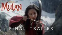 Disney's Mulan Final Trailer