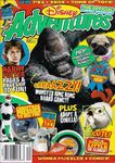 Disney Adventures Magazine Australian cover Dec 2005
