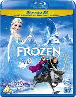 Frozen UK BD 3D