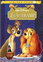 Lady and the Tramp Limited Issue DVD
