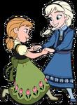 Little-anna-elsa