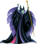 Maleficent Getting Angry Pose 1