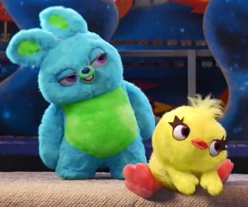 Ducky and Bunny | Disney Wiki | Fandom