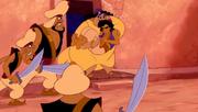 Razoul and Aladdin