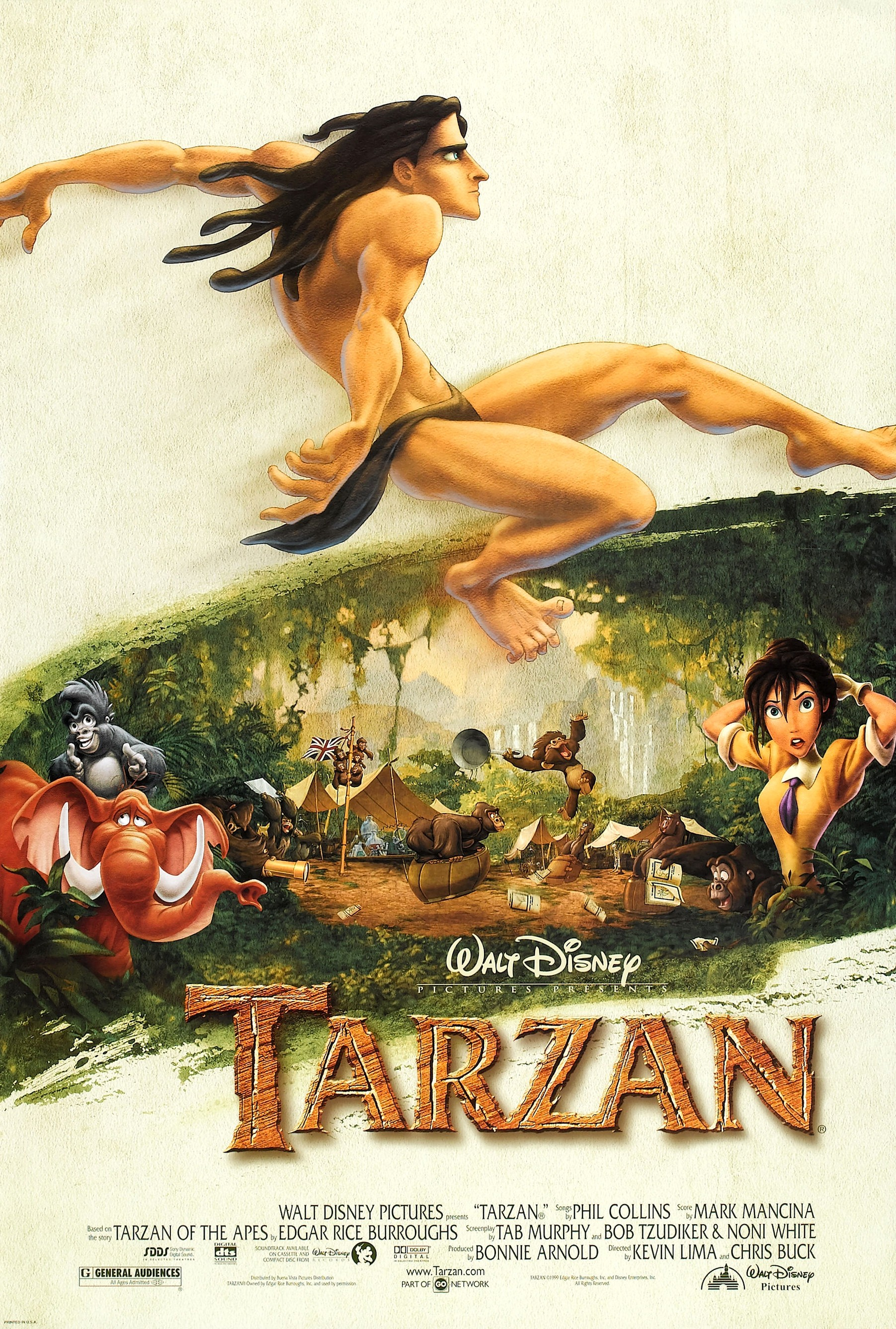 tarzan 2 full movie free download