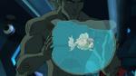 Triton and his pet fish USMWW