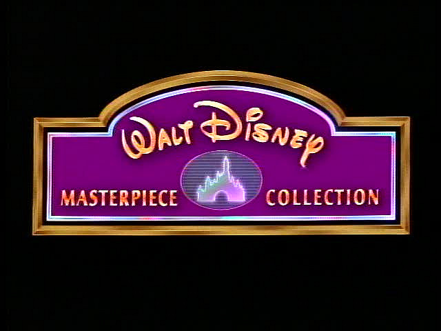 walt disney masterpiece collection disney wiki fandom powered by rh disney wikia com Disney VHS 1997 Disney VHS 1993