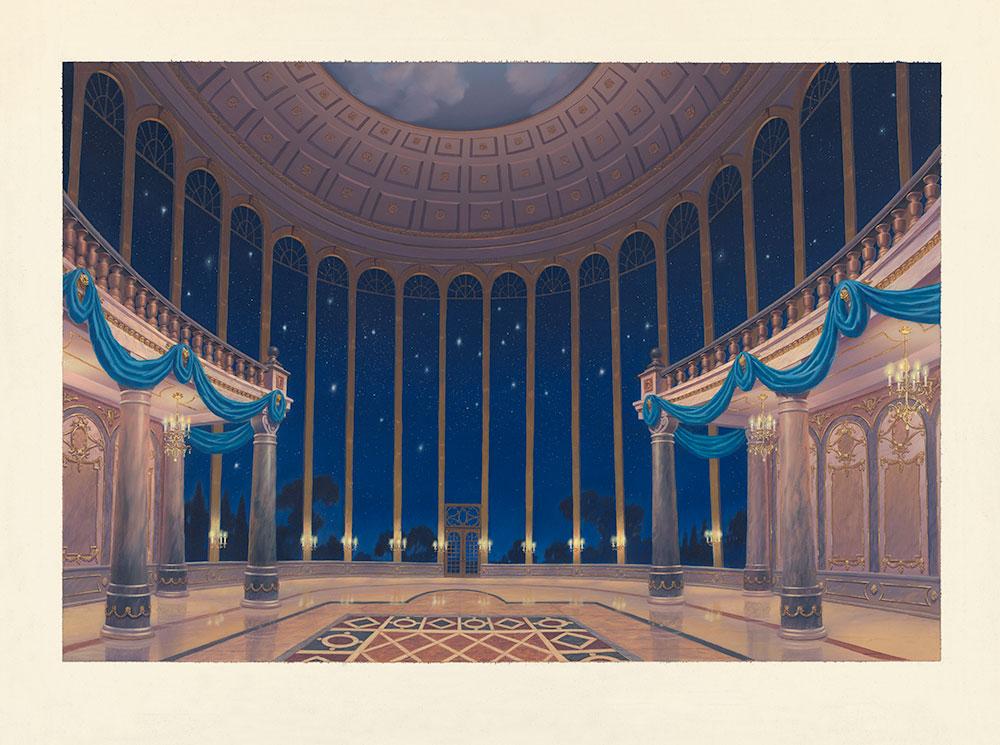 Image Beauty And The Beast Concept Art Ballroom Jpg