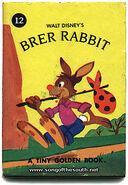 Brer rabbit plays a trick