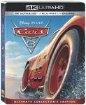 Cars 3 4K Blu-ray
