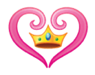 Disney Emoji Blitz - Emoji - Princess Heart