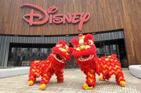 Disney Store Shanghai 06