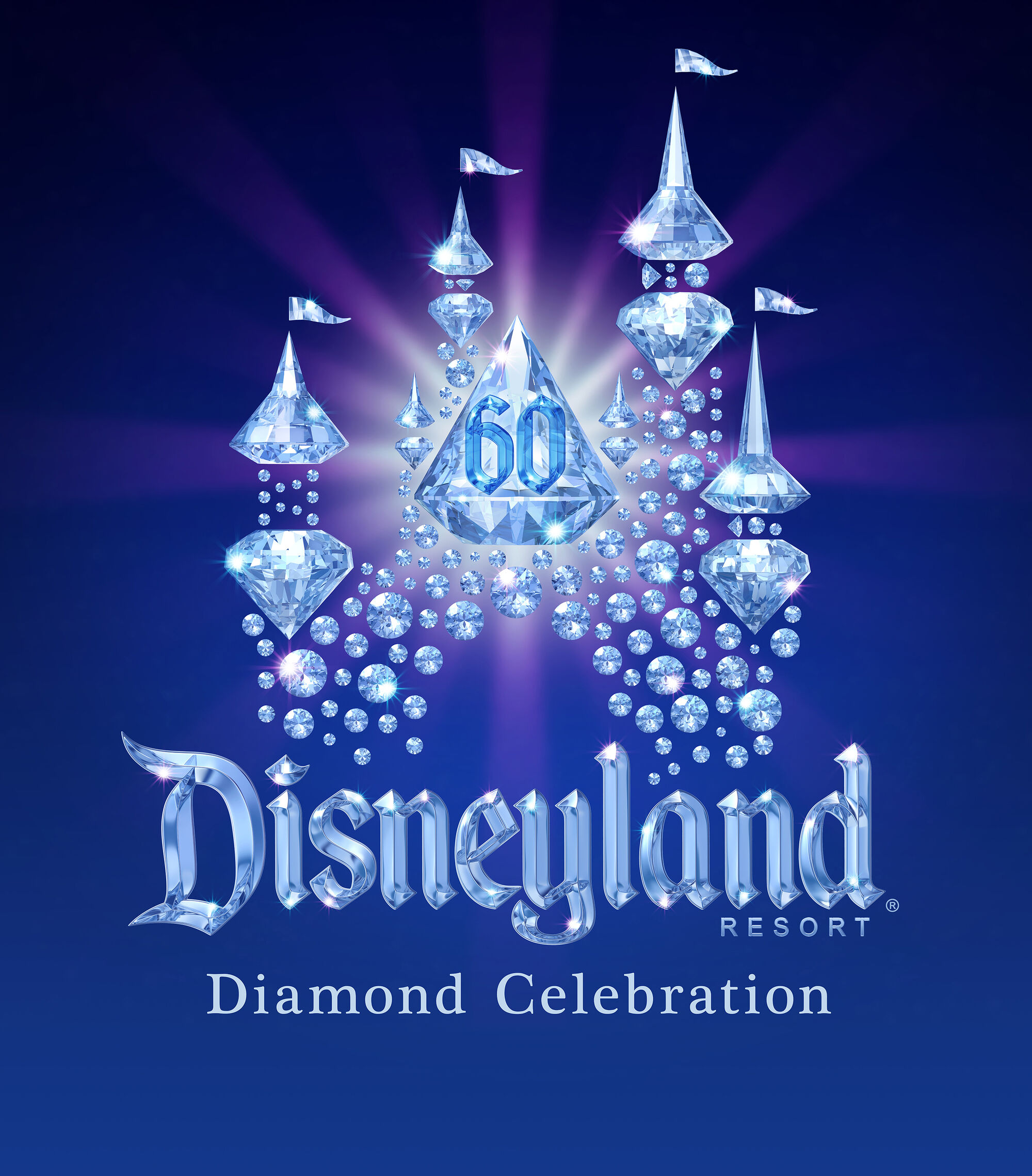 Campground Diamond: Disneyland Resort: Diamond Celebration