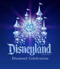 Disneyland60thlogo