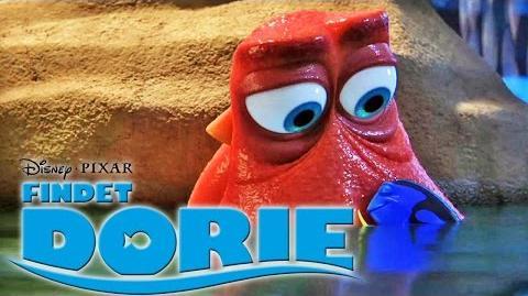 Erinnerungen werden wach! FINDET DORIE Ab 29. September im Kino!