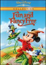 Fun and Fancy Free 2003 AUS DVD