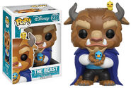 Funkop POP - Beauty and the Beast - The Beast