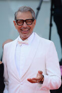 Jeff Goldblum Venice Film Fest