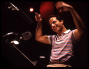 Jon Lovitz behind the scenes BLT