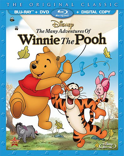 434c998f2cde The Many Adventures of Winnie the Pooh (video)