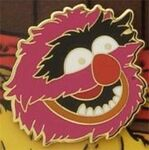 Muppetshowanimalpin