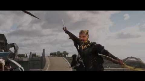 Pantera Negra - Trailer Oficial 15 de Fevereiro nos Cinemas