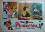 Pinocchio italian lobby card