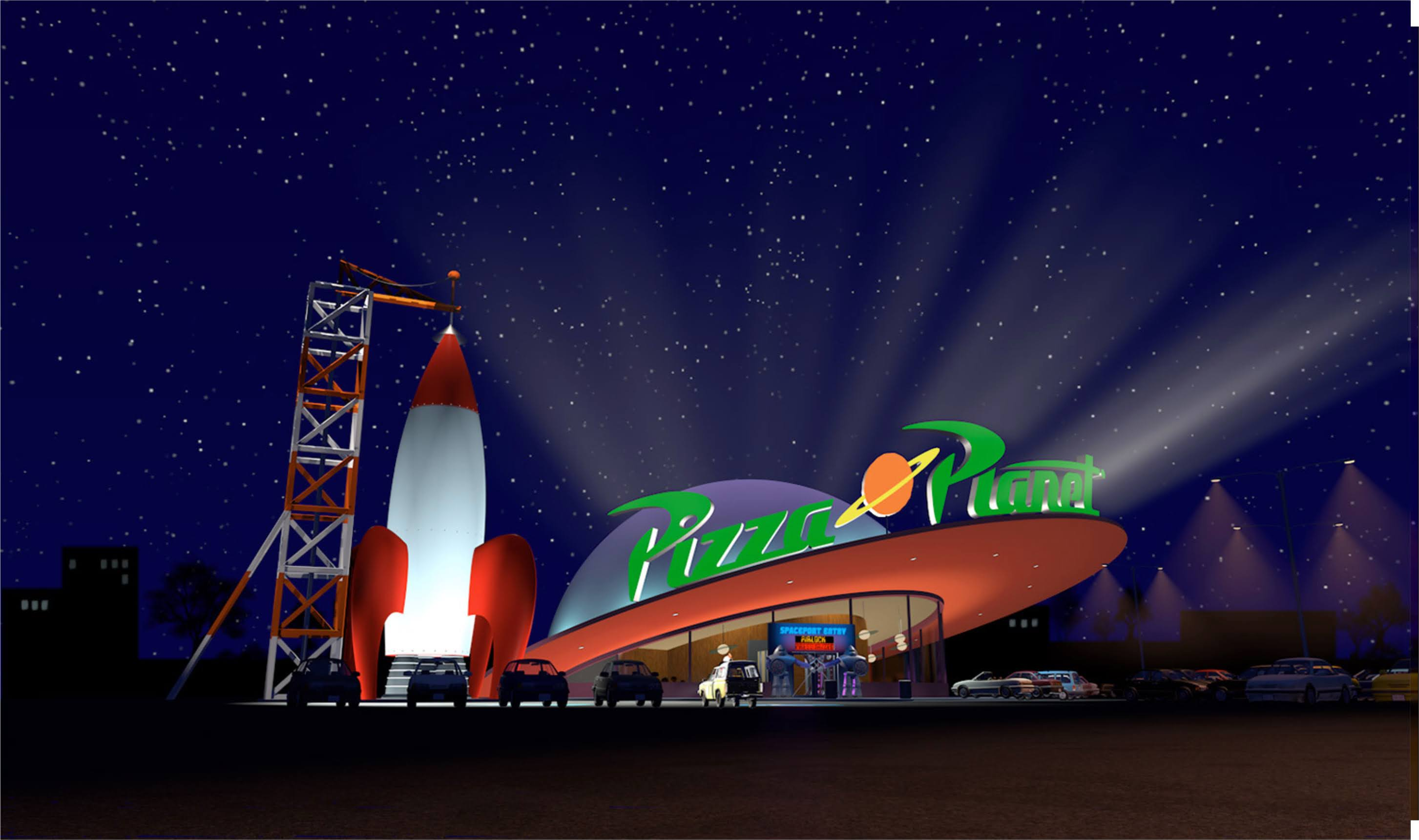 Pizza Planet | Disney Wiki | Fandom