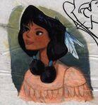 Pocahontas Concept Art (7)