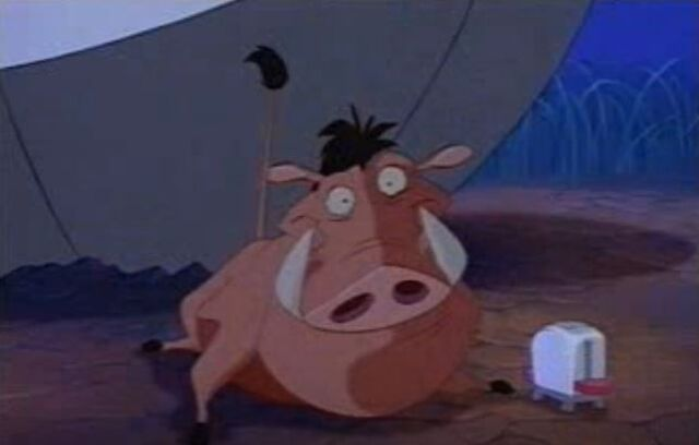 File:Pumbaa and the space toaster.JPG