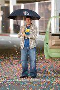 Skeeter raining gumballs
