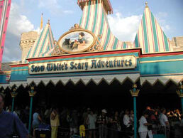 Snow White's Scary Adventures at Magic Kingdom