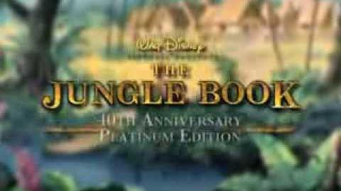 The Jungle Book (40th Anniversary Platinum Edition) Fall 2007 Trailer