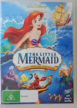 The Little Mermaid 2006 AUS DVD