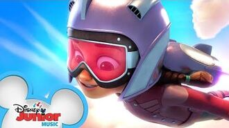 Theme Song 🎶 The Rocketeer Disney Junior