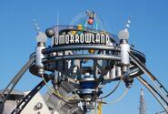 Tomorrowland Magic Kingdom