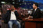 Tracy Morgan visits JKL