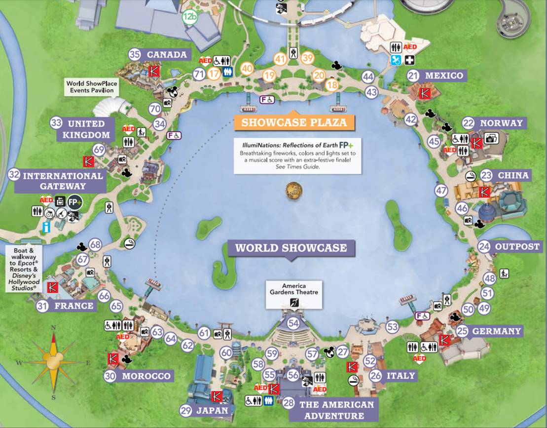 Image result for world showcase