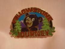 Yellowstone Pin