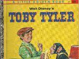 Toby Tyler (Little Golden Book)