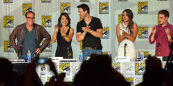 Agents of SHIELD - SDCC 2013